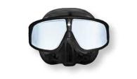 Maska SPHERA černý silikon, Technisub