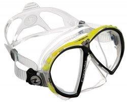 Maska FAVOLA transparentní lícnice, potápěčské brýle, Technisub