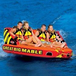 Kluzák vodní tažný Great Big Mable, Kwiktek
