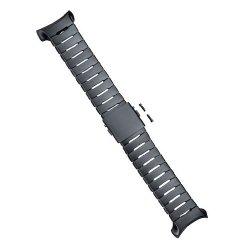 Řemínek inoxový černý pro D6i All Black Steel, Suunto