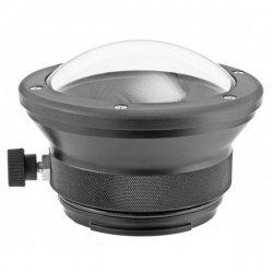 "Port vypouklý 125mm (5"") pro objektiv Canon 10-22mm na pouzdro NIMAR D-SLR, NIMAR"