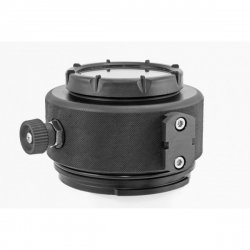 Port plochý pro objektivy Nikkor 18/55mm se zoomem na pouzdro NIMAR D-SLR