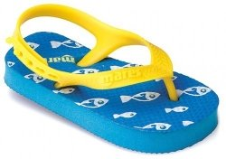 """Sandálky dětské TIDDLER - modré, Mares """"VÝPRODEJ"""""""