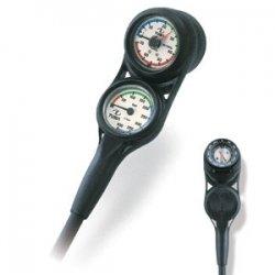 Konzole TUSA Platina MINI manometr 300 bar, hloubkoměr a kompas