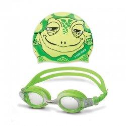 Sada METEOR dětská - brýle + čepice, Head