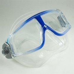 Maska SPHERA transparentní silikon, Technisub