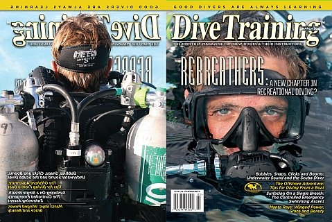 CCR rebreather